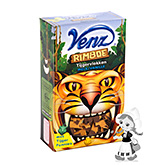 Venz Jungle tiger Virutas de chocolate con leche y vainilla 200 g