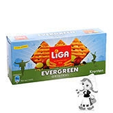 Liga Evergreen biscuits aux raisins 225g