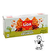 Liga Evergreen biscuits croustillants au muesli et raisins secs 225g