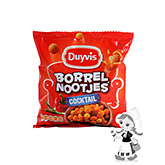 Duyvis nuts in crispy layer cocktail onion & paprika flavour 300g