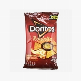 Doritos Roulette nacho cheese-hot chilli 185g