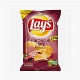 Lay's Barbecue skinka 225 g
