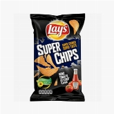 Lay's Superchips med Heinz tomatketchup 215g