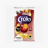 Croky Chips naturel 215g
