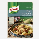 Knorr Worldwide Dishes Chinese Shanghai beef 242g