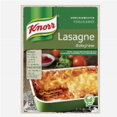 Knorr Worldwide Dishes Italian lasagne bolognese 191g