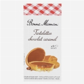 Bonne Maman Chocolate caramel tartlets 135g
