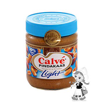 Calvé Pindakaas light 350g