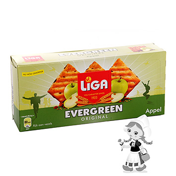 Liga Evergreen appel 250g